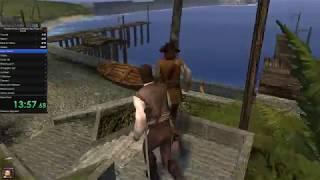 [1:48:51] Any% Speedrun Pirates of the Caribbean/Sea Dogs 2/Корсары 2 Пираты Карибского моря