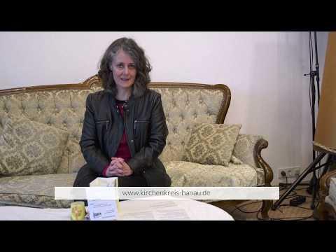 Pfrin. Simone Heider-Geiß   Andachten des Kirchenkreises Hanau 2020   Ein Film von Sascha Leonhardi