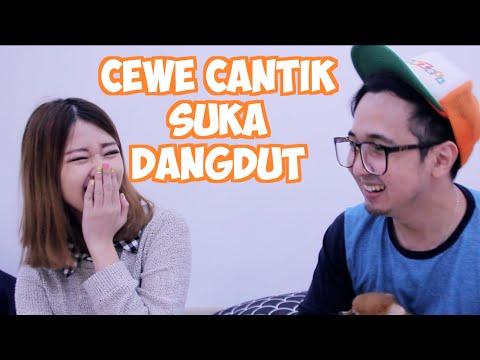 CEWEK CANTIK SUKA DANGDUT !? with Cici Fani