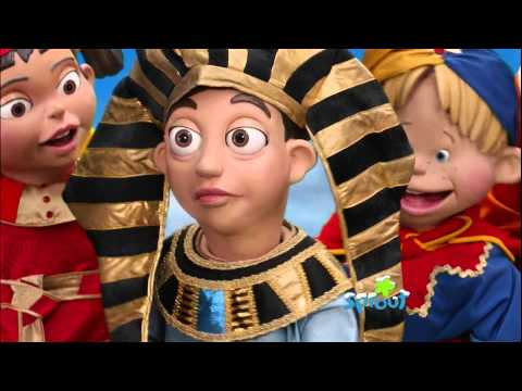LazyTown S04E13 Mystery of the Pyramid 1080i HDTV
