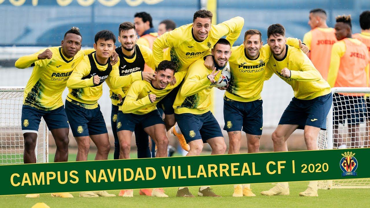 Campus Navidad Villarreal CF - 2020