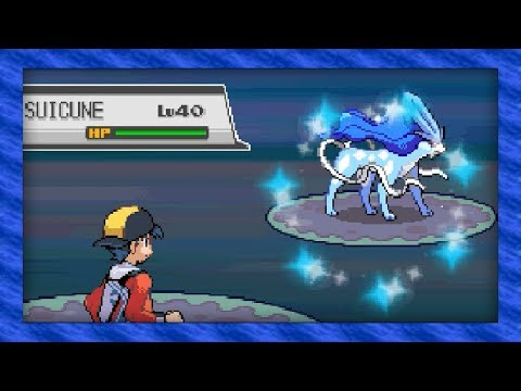 Live Shiny Suicune After 13,574 Soft Resets! (Pokémon SoulSilver)