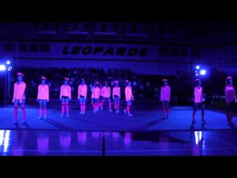 Blacklight Pep Rally 2015
