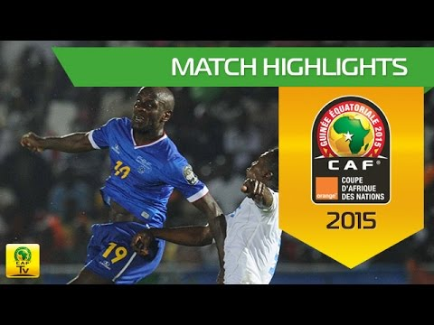 Cape Verde - DR Congo | CAN Orange 2015 | 22.01.2015