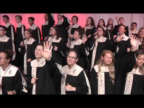 """The Name Of Jesus"" –  FAC Sanctuary Choir 