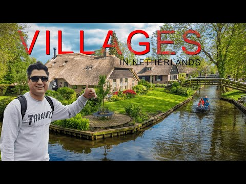 Villages of Netherlands | Holland's Village Life | Europe Tr