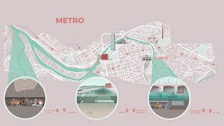 Itsasadarra eta metroa