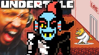 TODAY I GOT TIME, UNDYNE! | Undertale - Part 5