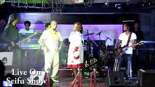 Seifu Fantahun: Marta Ashagari Performing Live On Seifu Show