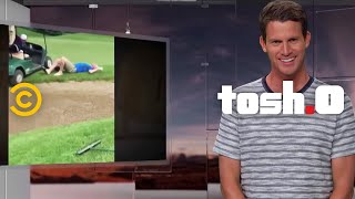 Golfing Disasters - Tosh.0