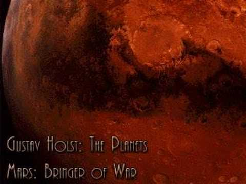 Gustav Holst - The Planets - Mars, the Bringer of War