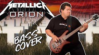 [BASS COVER] Metallica - Orion