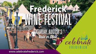Frederick Wine Festival - 2019