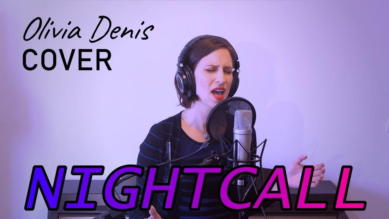 Une reprise de Nightcall, parfaite pour travailler une voix sombre et une grande amplitude !