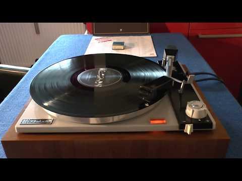 VINYL SUPER HQ Carpenters We´ve only just begun 1964 PE33 Studio broadcast turntable Philips GP412/2
