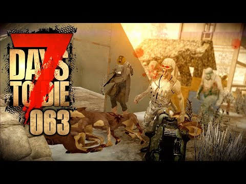 7 DAYS TO DIE 🧟♂️ 063: You're in the Schwarmy now!