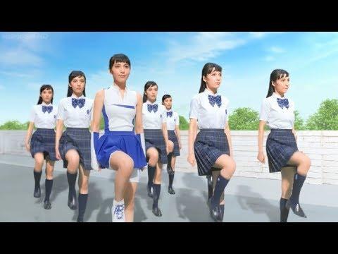 Iklan Pocari Sweat - Marching, Yuki Sasou 15sec (2017)