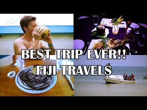 The Fiji Chronicles! | Best Trip EVER! | Fiji Travels