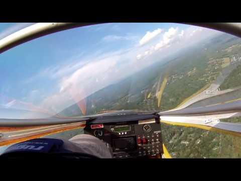 CGS Hawk looking at clouds and gusty wind landings