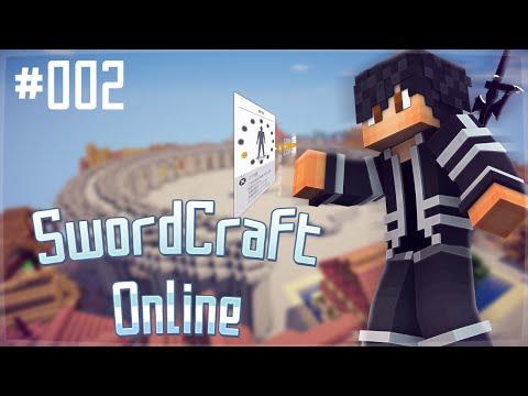Minecraft: Sword Art Online Let's Play - Season 2  Episode 2 - Giving Flowers