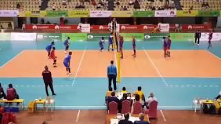Nepal vs Maldives volleyball 2018 | Nepal vs Maldives Central zone volleyball in Bangladesh