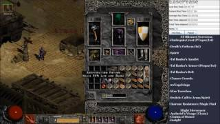 Diablo 2: Magic Finding AT Blizzard Sorceress Overview