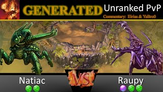 Can Void Manipulation Save a Bad Matchup?--Natiac vs. Raupy | BattleForge Replay 118