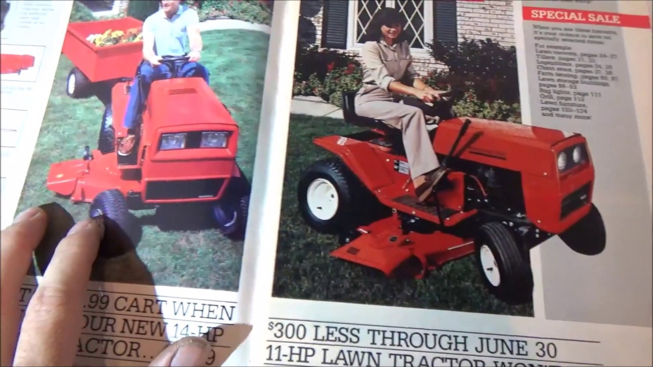 Montgomery Wards Lawn And Garden Catalog