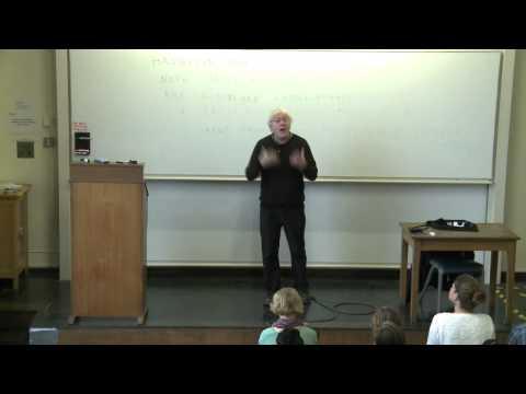 Nietzsche lecture by Prof. Raymond Geuss 2/7