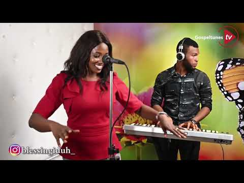 Download Live Worship Session (What a Marvelous God - [Chinyere Udoma]) with Blessing Iduh