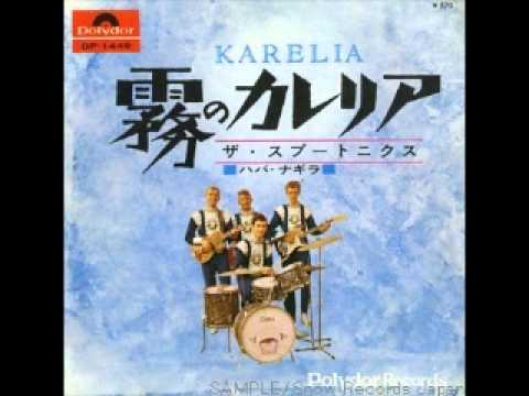 The Spotnicks - Karelia (1966)