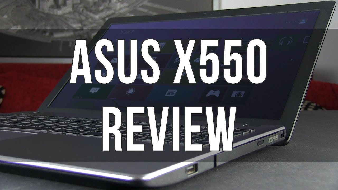 Asus X550 X550vc Review Entry Level 15 6 Inch Laptop Youtube
