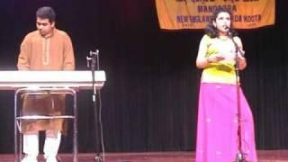 Nambide Ninna Naga Bharana by BK Sumitra sung by Sanjana