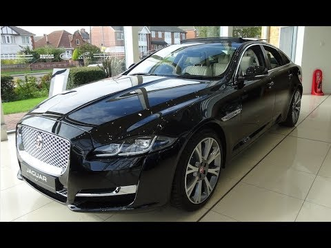 2019 2020 Jaguar XJ R Sport REVIEW: INTERIOR EXTERIOR