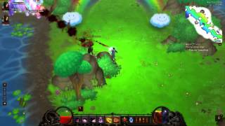 Diablo 3 AMAZING Whimsyshire Farm Trick Inferno Magic Find Nephalem Valor
