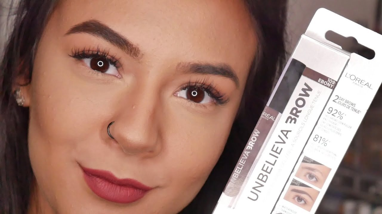 84dcc4298e1 Download L Oreal Unbelieva Brow Review And Wear Test Mp3 Mp4 3gp Flv |  Download Lagu Mp3 Gratis