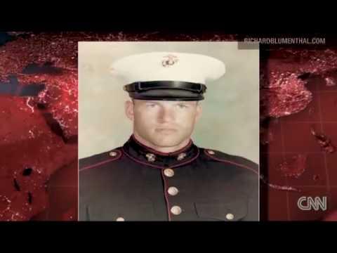 Richard Blumenthal lied about serving in Vietnam