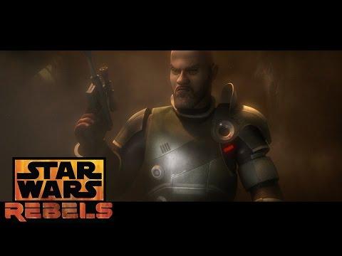 Saw Gerrera | Star Wars Rebels | Disney XD