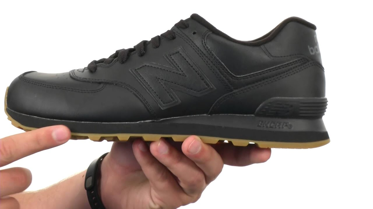 4ced908b2 New Balance Classics 574 - Leather SKU:8554287 - YouTube