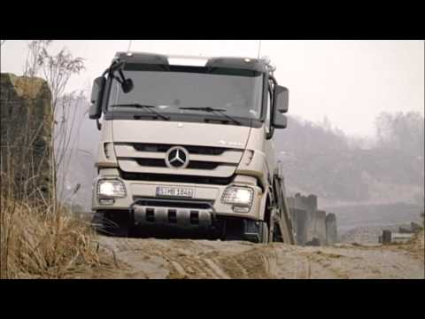 Mercedes-Benz India - Actros(Heavy-duty trucks)