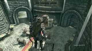 """TES 5: Skyrim - Уникальное оружие """"Смерть Фириниэла"""""""
