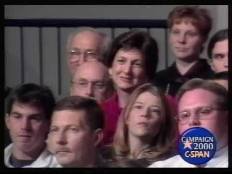 Democratic Presidential Debate NH 2000