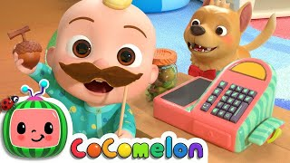 Pretend Play Song + More Nursery Rhymes! | CoComelon Nursery Rhymes