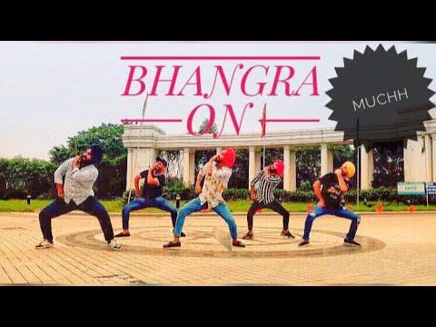 Muchh || Diljit Dosanjh  || Bhangra By  IMPRESSION OF BHANGRA 2019