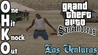 GTA San Andreas - ONE HP SPEEDRUN - Las Venturas