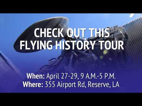 Looking for a thrill? How about a ride in a vintage plane?