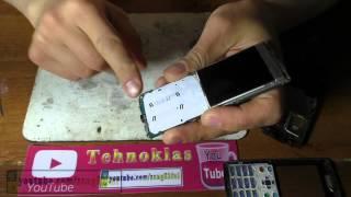Nokia 6300 не работает микрофон(Ремонт Nokia 6300 не работает микрофон после вскрытия выяснилось что вырван дроссель который есть неотъемлемой..., 2015-05-03T18:29:10.000Z)