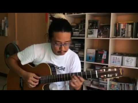 The Girl From Ipanema Chord Melody Youtube