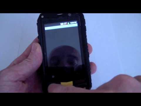 Mobiel internet instellen Caterpillar B10