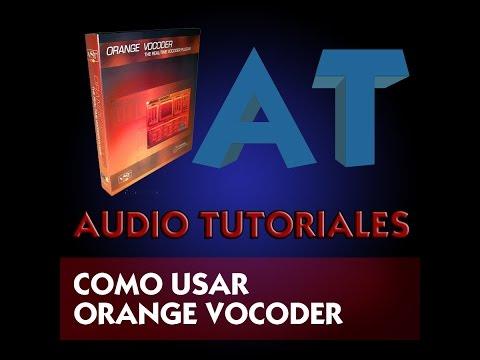 Orange Vocoder VST